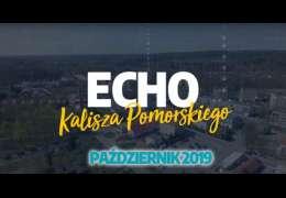 Echo Kalisza Pomorskiego - Październik 2019