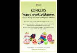 2021-03-22 Palmy, pisanki wielkanocne kultura tradycji wielkanocnych w Powiecie Drawskim