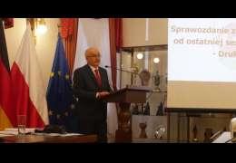 Burmistrz Kalisza podsumował swoją działalność – video