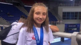 Nadia Hofman powołana do kadry na Mistrzostwa Europy Jujitsu