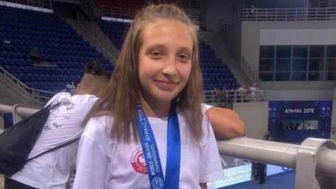 Nada Hofman powołana do kadry na Mistrzostwa Europy Jujitsu