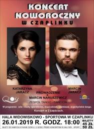 2019-01-26 Koncert Noworoczny w Czaplinku