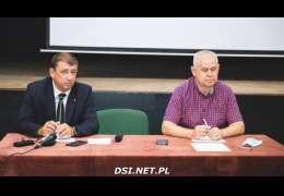 Otwarte spotkanie z Burmistrzem Drawska Pomorskiego. Nie brakowało ciekawej dyskusji ale przyszło niewielu mieszkańców
