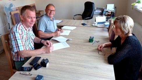 PKS Złocieniec właśnie podpisał umowę z gminą Świdwin
