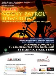 2019-08-23 Nocny Patrol Rowerowy