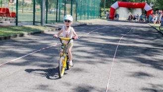 Wielkie emocje dla dzieci, czyli dziecięce wyścigi rowerkowe