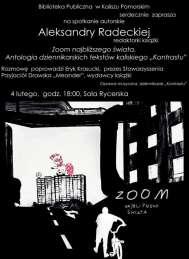 2020-02-04 Spotkanie autorskie z Aleksandrą Radecką