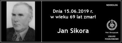 Ś.P. Jan Sikora