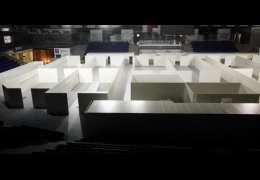 Zobacz jak idą prace nad budową dwóch szpitali tymczasowych: W hali Netto Areny i SPSK nr 2 PUM