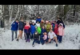 Ćwiczyli w śniegu i mrozie. Zimowe zgrupowanie biegaczy orientalistów