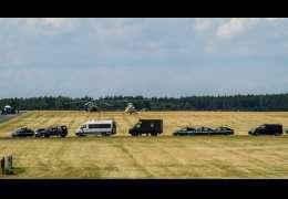 Pojazdy wojskowe na drogach. 12 Brygada Zmechanizowana ostrzega
