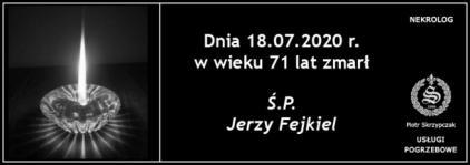 Ś.P. Jerzy Fejkiel
