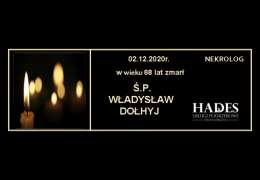 Ś.P. Władysław Dołhyj