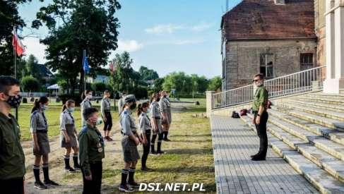 """27. Wielopoziomowa Drużyna Harcerska """"Pestki"""" bardzo aktywna w czerwcu"""