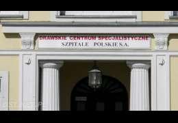 Szpital w Drawsku Pomorskim zamyka najważniejsze oddziały, w tym kardiologiczny i chirurgiczny