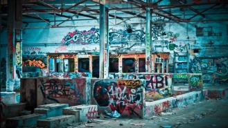 Możesz zrobić graffiti i nie będziesz ukarany – jest propozycja urzędników z Drawska
