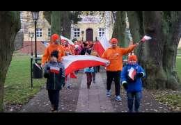 Zobacz jak wyglądały o Obchody Narodowego Święta Niepodległości w Kaliszu Pomorskim