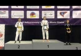 Nadia Hofman: Wczoraj zdobyła Mistrzostwo Europy a dzisiaj wygrywa zawody Polish Open GI